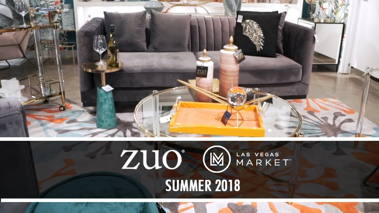 New zuo modern furniture at las vegas market summer 2018