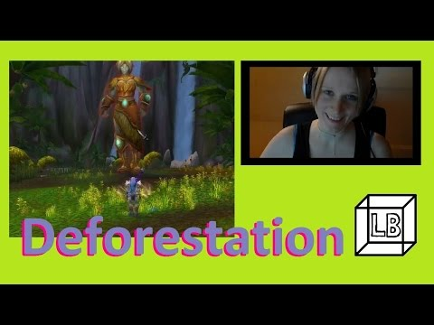LilyBase.net - Deforestation Solo Achievement [Ulduar] World of Warcraft!