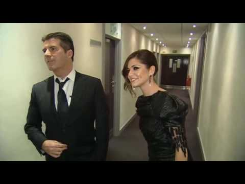 Simon and Cheryl Intro On Cheryl Cole's Night In
