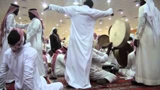 سامري في وادي الدواسر حفل ال ستان 1435 فرقه الوادي بو سويحل اورق  5