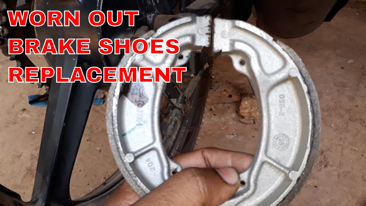 Motorcycle Brake Shoe Relining