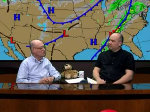Weathering the Weather with Ed - Episode 3: Fronts
