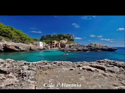 Majorca best beaches and tours (HD)