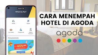 Cara Tempah Atau Booking Bilik Hotel Di Agoda (TERKINI 2021) screenshot 1