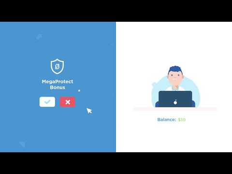 What is MEGAPROTECT BONUS from FortFS?