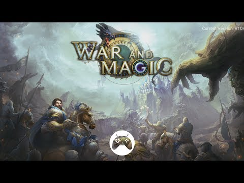 war-and-magic:-heroes-android-gameplay
