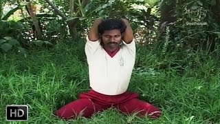 Yoga Exercise for Beginners - Manduka Asana (Frog Pose) - Cures Digestive Problems