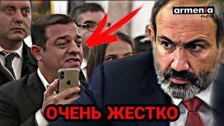 Пашинян очень жестко поставил на место азербайджанского блогера. О такой демократии в Баку мечтают?