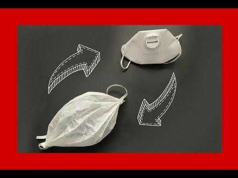 mascherina anti virus bambini