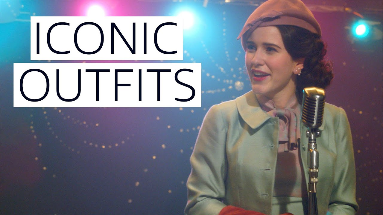 The Marvelous Mrs. Maisel - Best Outfits