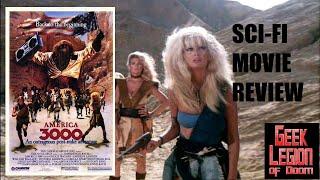 AMERICA 3000 ( 1986 Chuck Wagner ) Post Apocalypse Sci-Fi Movie Review