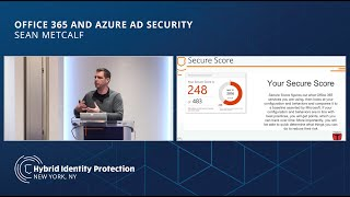 Office 365 and Azure AD security - Sean Metcalf