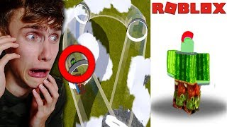 999 METER LONG INVISIBLE SLIDE! Roblox