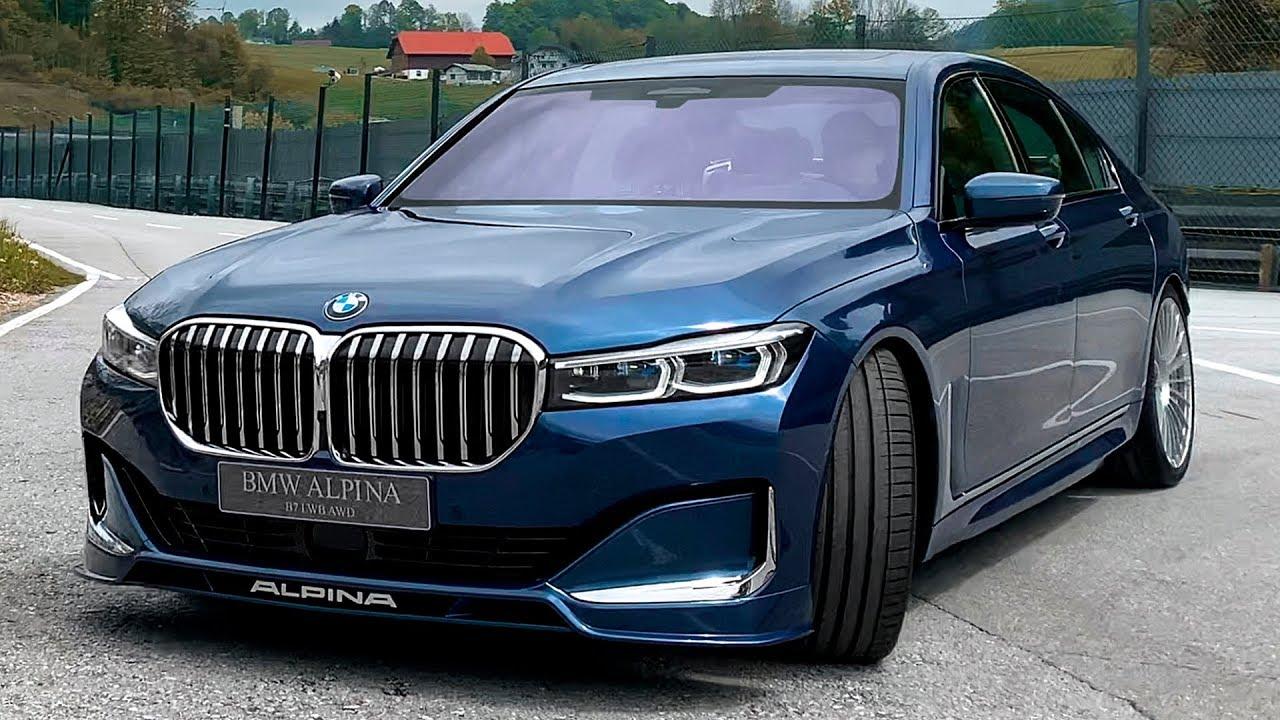 2020 BMW Alpina B7 - Wild Luxury Sedan! (4k)