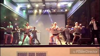 """JAILHOUSE ROCK"" Hollywood Lights Show - MedPlaya Productions"