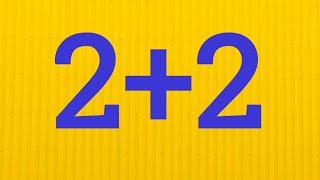 Сложение путём округления чисел. Математика для младших классов.