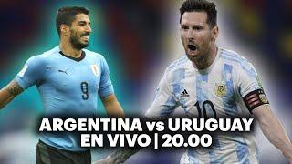ARGENTINA VS. URUGUAY ⚽️ VIVILO EN TyC SPORTS | Copa América 2021