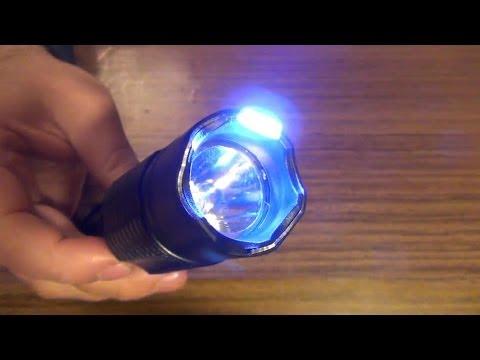 видео: Честный обзор фонариков с электрошокерами 1000kv