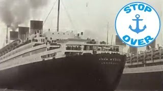 The Transatlantic On Board The Queen Elizabeth 2  Documentary, Discovery, History