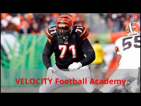 Willie Anderson NFL All Pro visits VELOCITY