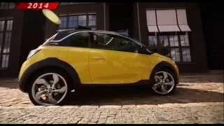 Opel Adam Rocks / Тест-драйв