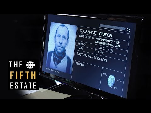 Russian Spies in Canada : A Tale of Two Traitors - The Fifth Estate