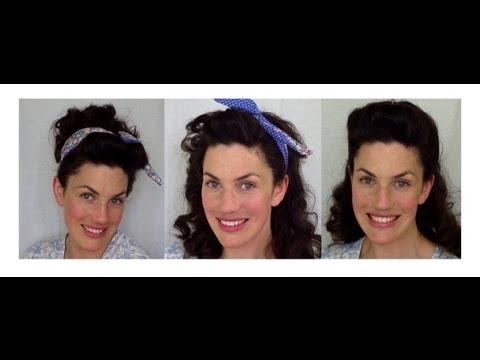 back-to-school-easy-vintage-retro-inspired-hairstyles---fitfully-vintage