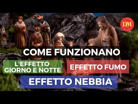 Dispositivo dissolvenza giorno e notte per presepe from YouTube · Duration:  1 minutes 58 seconds