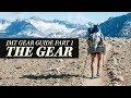 John Muir Trail Gear Guide | Part 1: The Gear