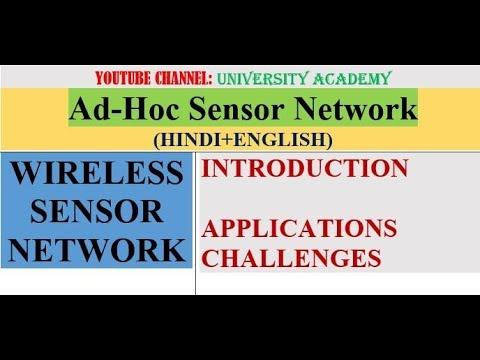 ASN:WIRELESS SENSOR NETWORK-INTRODUCTION