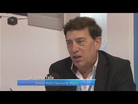 Imagen de Entrevista Dr. Pedro Tañá , Oftalvist - SECOIR 2016
