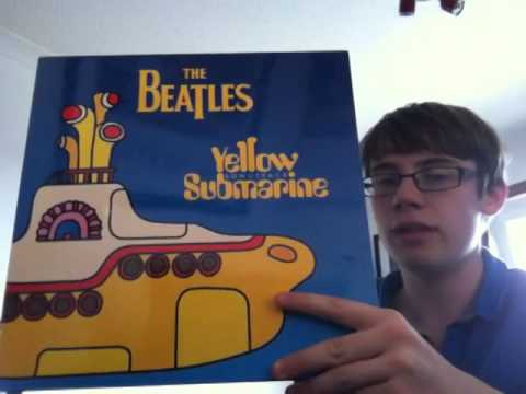 The Beatles Yellow Submarine Songtrack Album Review