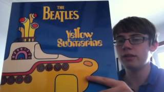 #19 The Beatles Yellow Submarine Songtrack Album Review