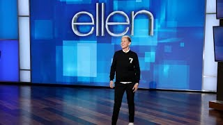 Ellen Analyzes Her Past Magazine Covers