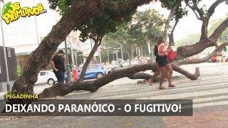 DEIXANDO PARANÓICO 4 - O FUGITIVO