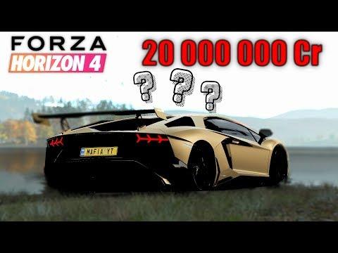MON TIRAGE LE PLUS CHANCEUX DE FORZA HORIZON 4 !! thumbnail