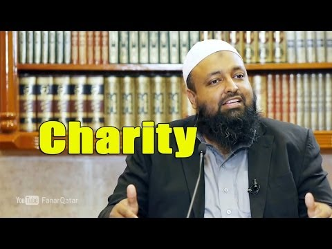 Charity - Tawfique Chowdhury