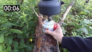 Лучший походный чайник с aliexpress | Обзор и тест