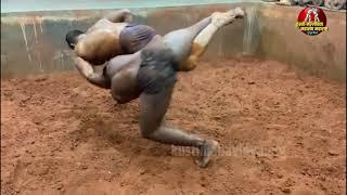 आतली / बाहेरची टांग | Inner And Outer Leg Hook Wrestling Technique | Hemant Mazire