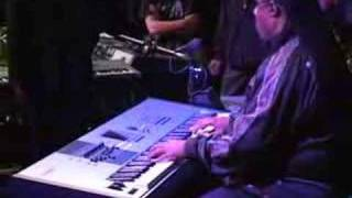 Stevie Wonder plays the Motif XS at  Winter NAMM 07