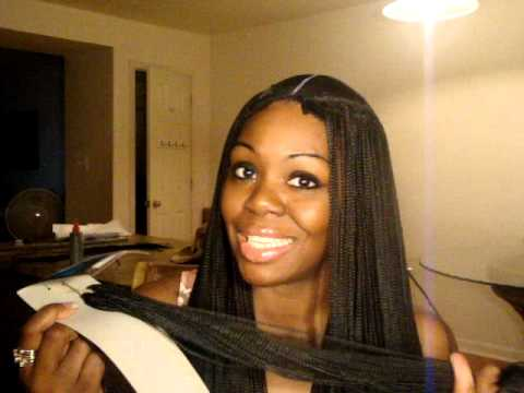 Tutorial How To Make A Micro Braid Wig