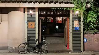 #02 저녁에 함께 자전거 산책해요 :)