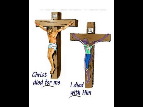 What Does it Mean to Be Crucified With Christ? Galatians 2:20 Bible Study