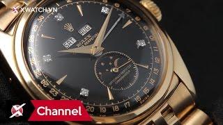 Đồng hồ Rolex hơn 100 tỷ đồng của vua Bảo Đại CHÍNH THỨC bán đấu giá thành công