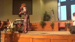 "Dorinda Clark Cole ""Hymns Medley"" June 2013"