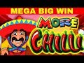 MEGA BIG WIN - More More Chilli Slot Machine | The Lord Of The Rings Slot Machine Live Play