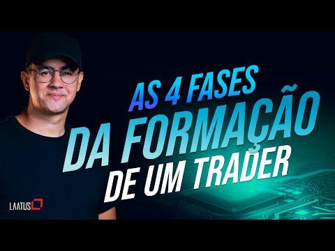 As 4 fases da formação de um Trader