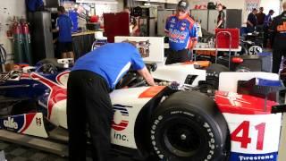 Indy 500 Garage Lumix G7 - UHD/4K
