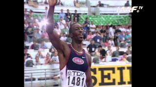 World Record - 400m Men Final Sevilla 1999