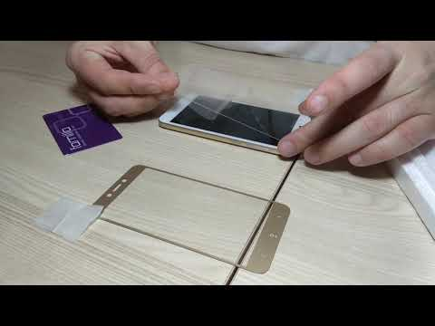Как снять защитное стекло с телефона в домашних условиях